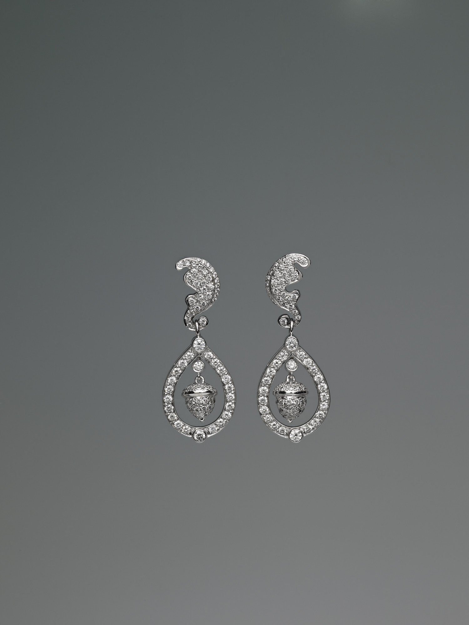 Duchess of Cambridge's Wedding Earrings by Robinson Pelham