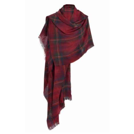 Really Wild Clothing Claret Wrap