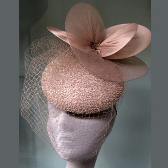Jane Taylor Champagne Hat