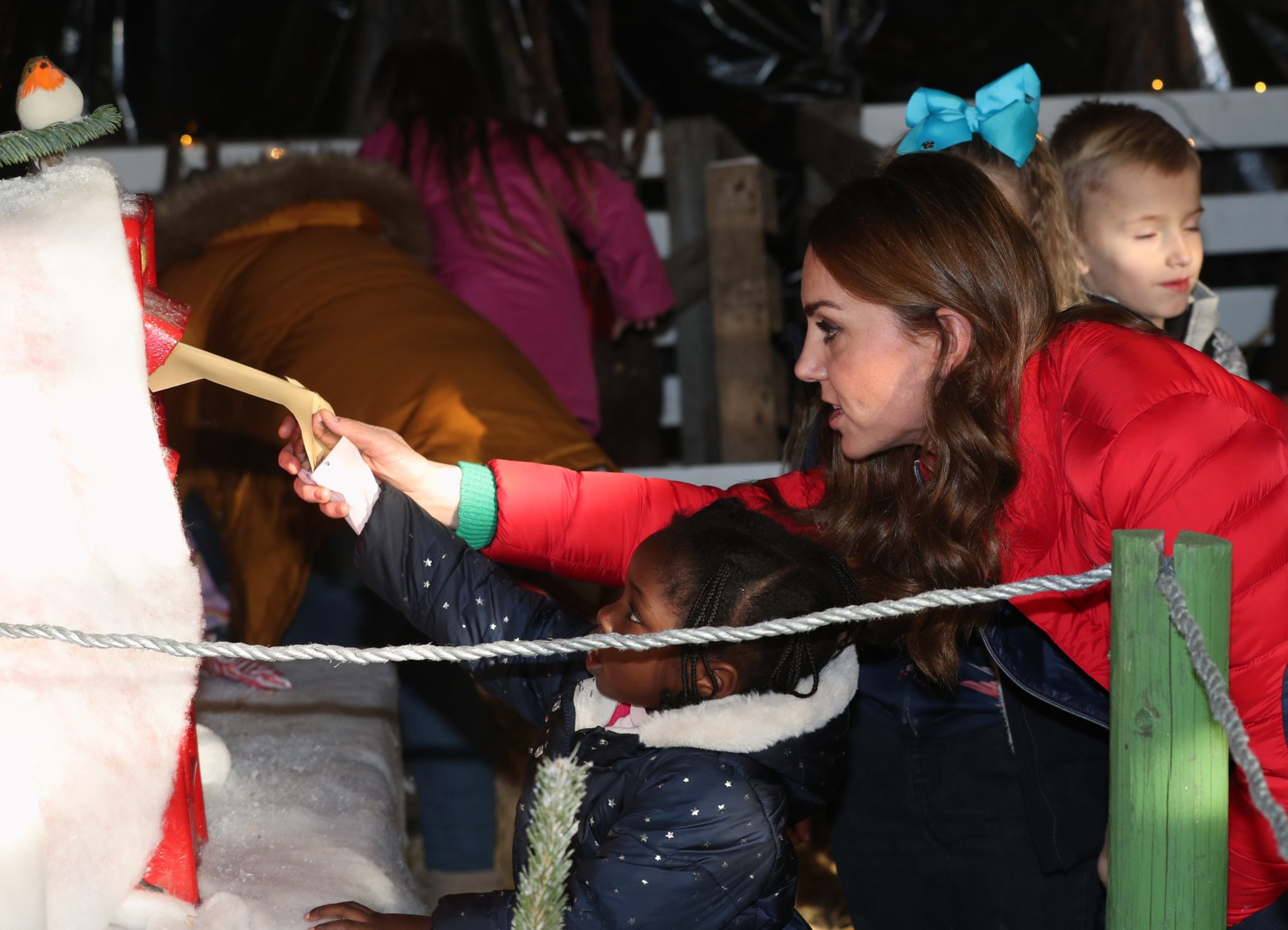 The Duchess of Cambridge has become Royal Patron of Family Action
