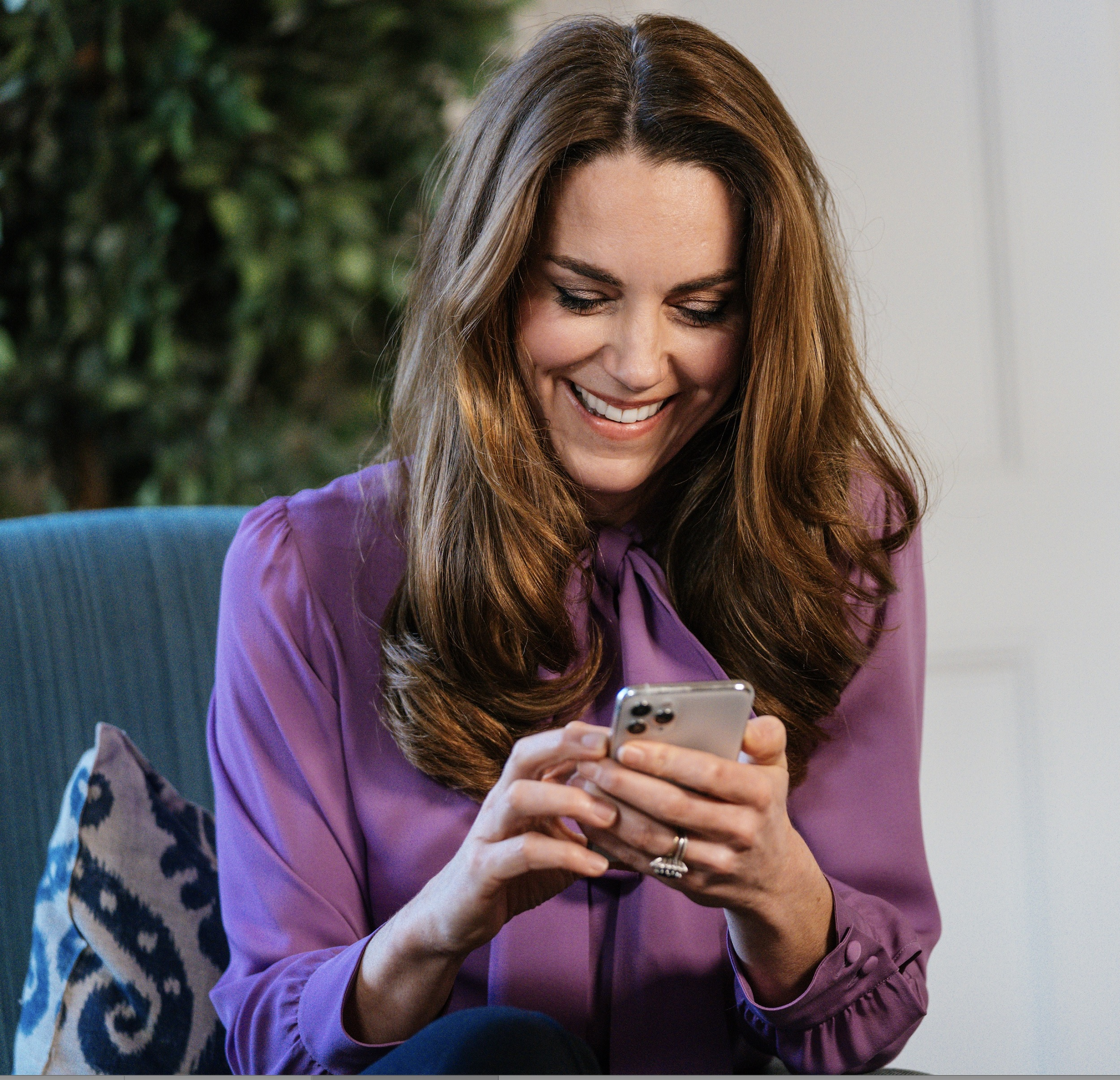 The Duchess of Cambridge had a candid early years Q&A session